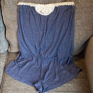LUCKY Brand cotton romper